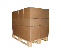 palettisation de cartons