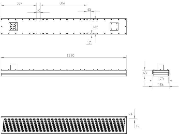 60X90 cm YJYG Gro/ßformatiger Druck /Ölgem/älde Startseite Schneeleopard Tiere Aquarell Raubtier Kunstdruck Bild F/ür Wohnzimmermalerei Kein Rahmen